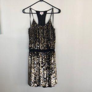 Parker Sequined Mini Dress